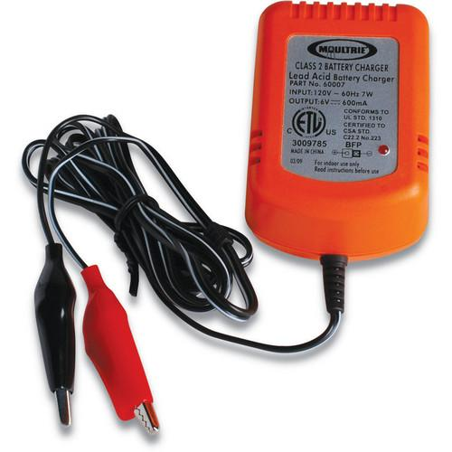 Moultrie  6V Float Battery Charger MFH-BC6