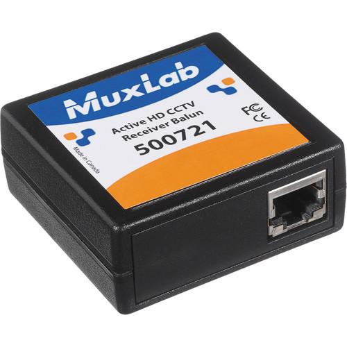 MuxLab 500721 Active HD CCTV Receiver Balun 500721