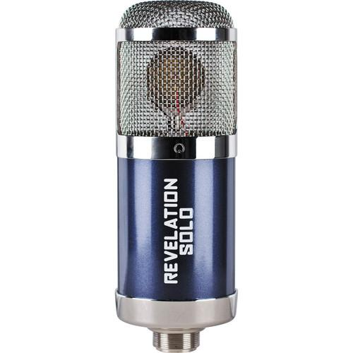 MXL Revelation Solo Fixed-Cardioid Pattern Tube REVELATION SOLO