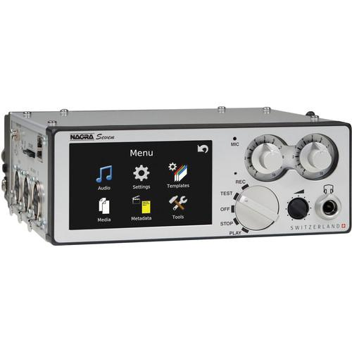 Nagra Seven 2-Channel Universal Digital Recorder SEVEN TC