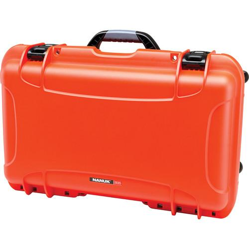 Nanuk  Protective 935 Case (Orange) 935-0003