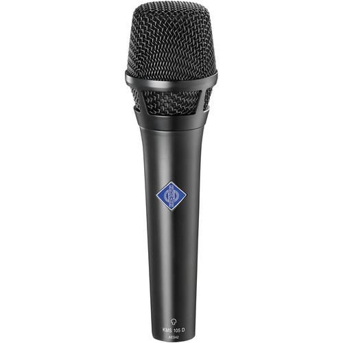 Neumann KMS 105 D Handheld Digital Vocal Microphone KMS 105 D MT