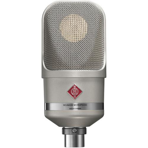 Neumann TLM 107 Multi-Pattern Large Diaphragm TLM 107 - NICKEL