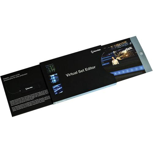 NewTek Virtual Set Editor 2.5 Educational Edition FG-000734-R001