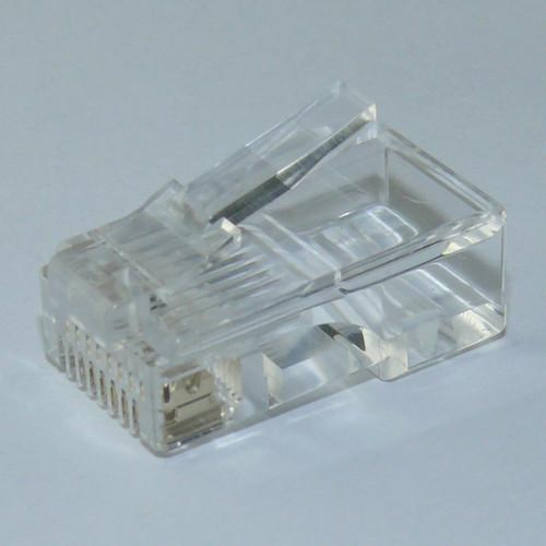 NTW UTP CAT5E Connector (Pack of 50) N11C-0808-50