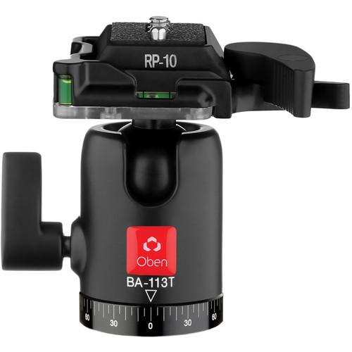 Oben BA-113T Single Lever Travel Ball Head BA-113T