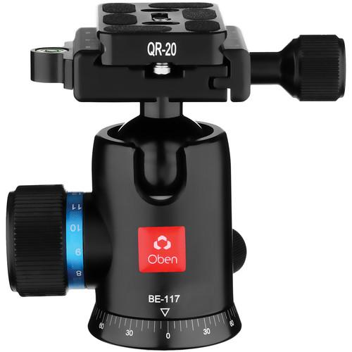 Oben  BE-117 Ball Head BE-117