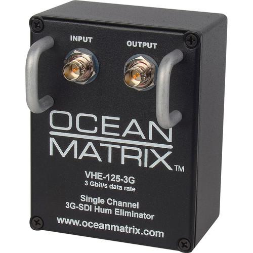 Ocean Matrix 3G-SDI Video Hum Eliminator (1-Channel) VHE-125-3G