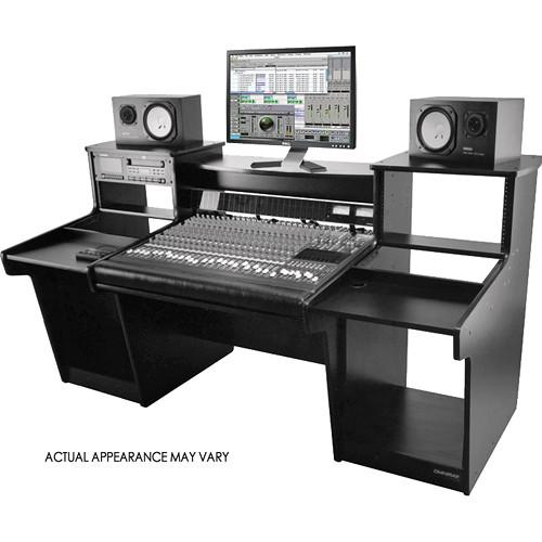 Omnirax MixStation Workstation for the Avid 24 Mixer MXC242-B