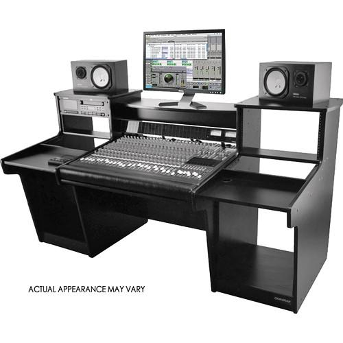 Omnirax MixStation Workstation for the Tascam DM-3200 MXDM3200-B