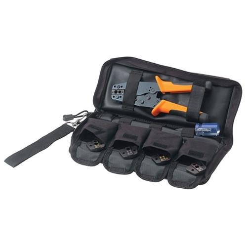 Paladin Tools 1600 Series Professional Crimp Tool Kit PA4601