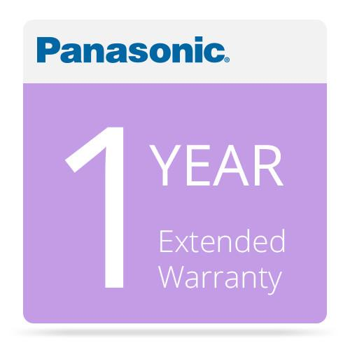 Panasonic 1-Year Extended Warranty for Toughpad FZ-SVCTPEXT1Y