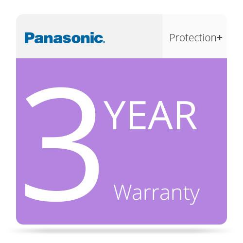Panasonic 3-Year Protection Plus for Toughpad FZ-SVCTPNF3Y