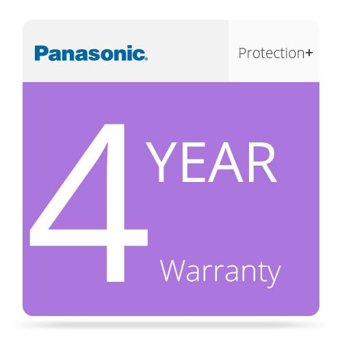 Panasonic 4-Year Protection Plus for Toughbook CF-SVCLTNF4Y