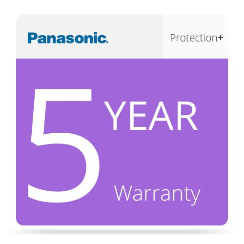 Panasonic 5-Year Protection Plus for Toughbook CF-SVCLTNF5Y