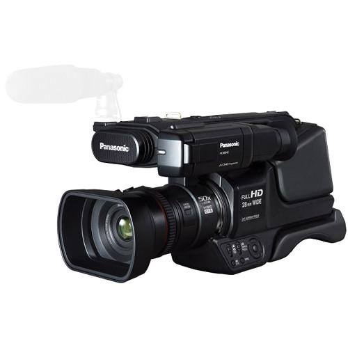 Panasonic HC-MDH2 AVCHD Shoulder Mount Camcorder (PAL) HC-MDH2