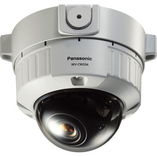 Panasonic WV-CW334 Vandal-Resistant Day/Night Fixed WV-CW334