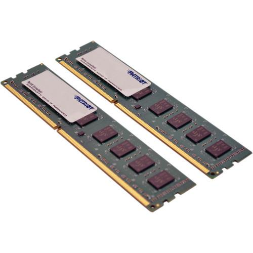Patriot Signature Line 8GB (2 x 4GB) DDR3 DIMM PSD38G1333K