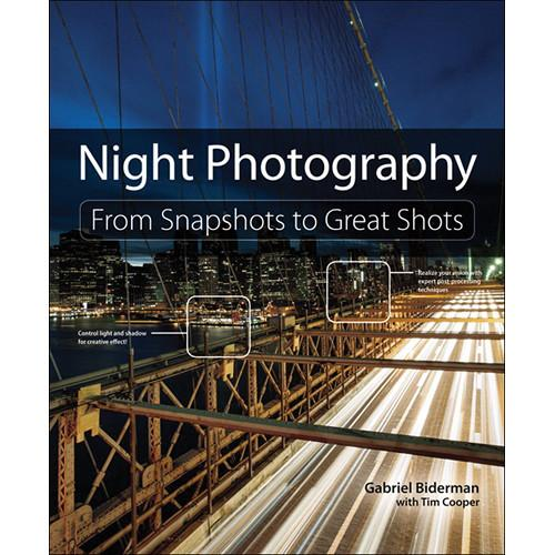 Peachpit Press Book: Night Photography: From 9780321948533