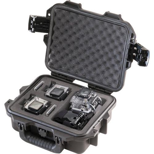 Pelican iM2050GP2 Storm Case with Foam for Two SACC-2-IM2050-BLK