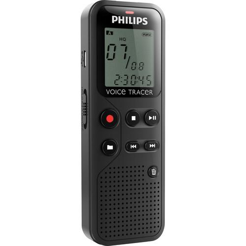 Philips 4GB Voice Tracer 1100 Digital Recorder DVT1100