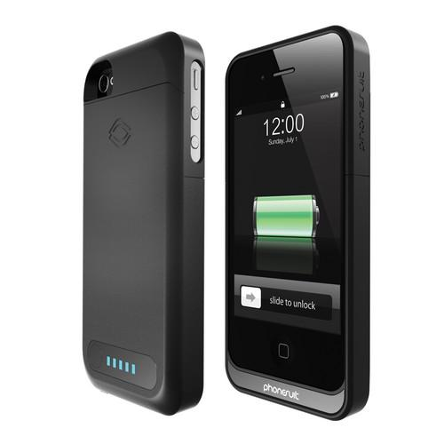 PhoneSuit Elite Battery   Case for iPhone 4/4S PS-ELITE-IP4-B