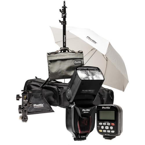 Phottix Scott Kelby Mitros  TTL Flash and Odin TCU TTL PH80378