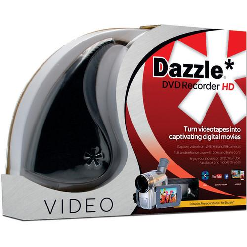 Pinnacle Dazzle DVD Recorder HD - Video Input Adapter DVCPTENAM