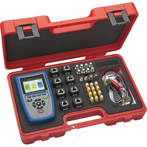 Platinum Tools Cable Prowler PRO Test Kit TCB360K1