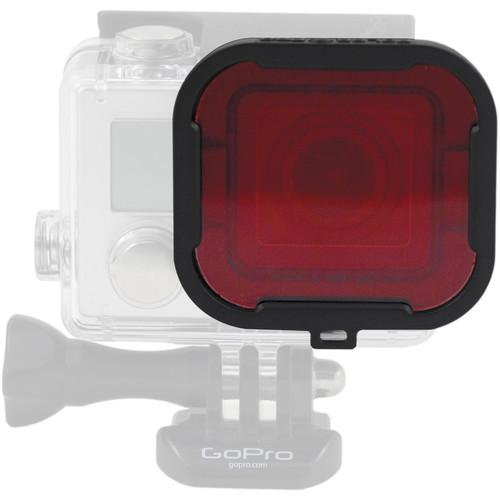 Polar Pro Red Dive Filter for GoPro Standard Housing P1001