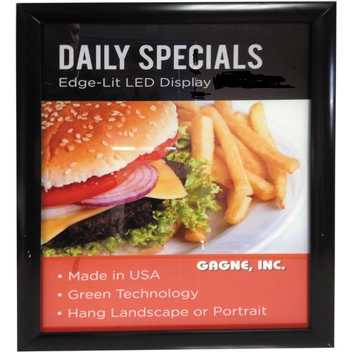Porta-Trace / Gagne LED Snap Frame for Signage 2228 SNAP FRAME