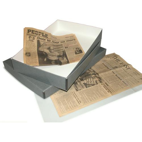 Print File  N31233 Newspaper Storage Box 230-2040