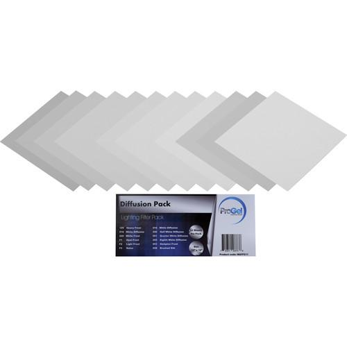 Pro Gel Diffusion Filter Pack - 12x12