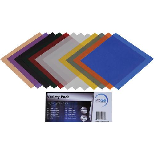 Pro Gel Variety Filter Pack 12 x 12