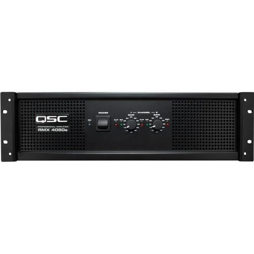 QSC RMX4050a 2000W Professional Low-Z Power Amplifier RMX4050A