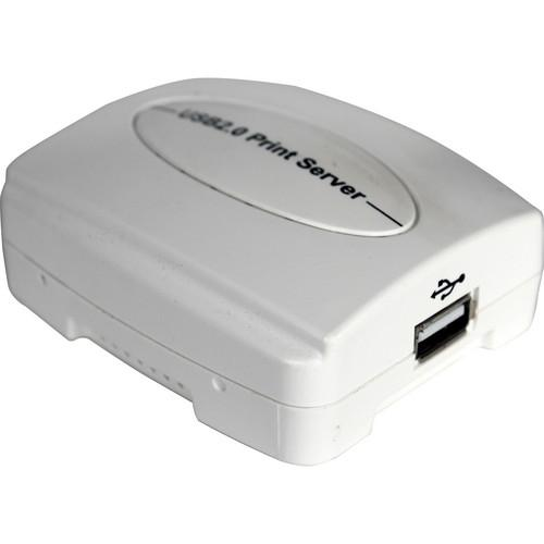RF-Link 1-Port Multi-Protocol USB 2.0 Print Server PS-2101
