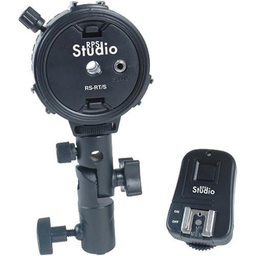 RPS Lighting Studio Wireless 2.4 GHz Speedlight Remote RS-RT/S
