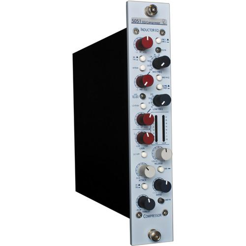 Rupert Neve Designs Shelford 5051 Inductor EQ and Compressor