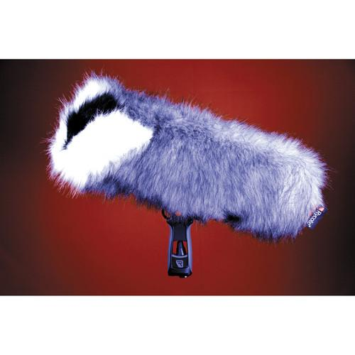 Rycote  Animal Windjammer #4 (Badger) 021412