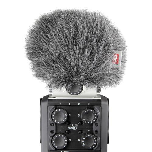 Rycote Mini Windjammer for Zoom H6 Mid-Side Module 055453