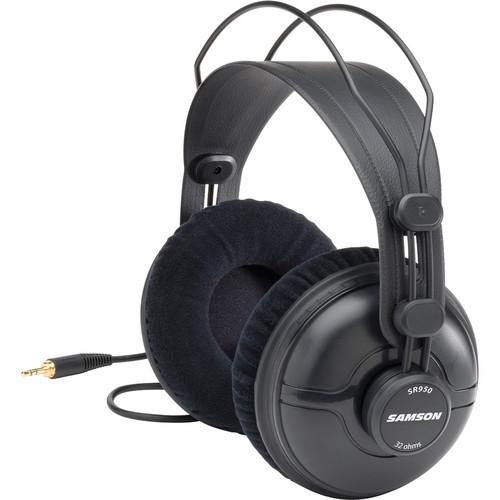Samson SR950 Professional Studio Reference Closed-Back SASR950