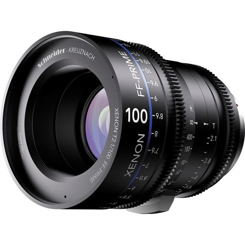 Schneider Xenon FF 100mm T2.1 Lens with Canon EF 09-1078482