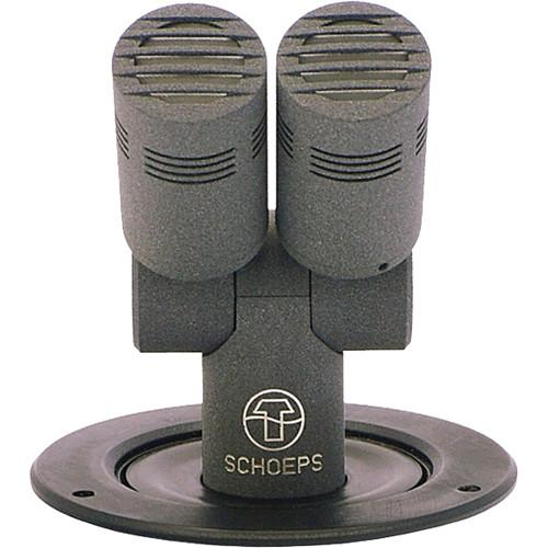 Schoeps T2 CCM 4Ug Double Tabletop Microphone T2 CCM 4UG