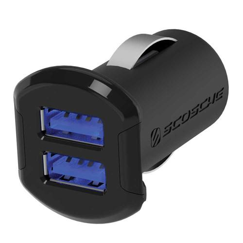 Scosche reVOLT 12W   12W Dual USB Car Charger for iPod, USBC242M