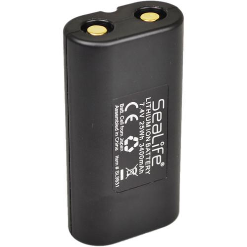 SeaLife SL9831 Rechargeable Lithium-Ion Battery SL9831