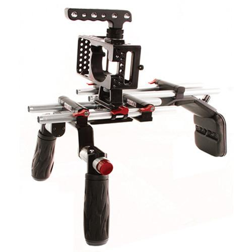 SHAPE Blackmagic Pocket Offset Shoulder Mount BMPSM-OF