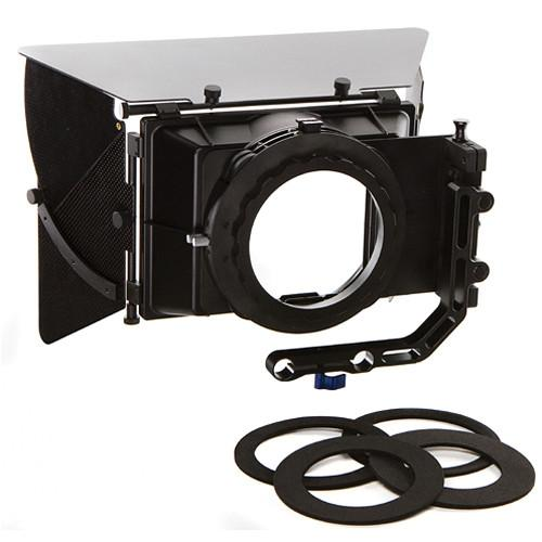 SHAPE MATT44 2-Stage 4 x 4 Matte Box and MB-1B Matte Box Case