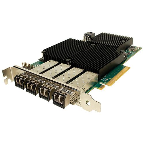 Sonnet Quad Channel 16 Gb/s Fibre Channel Host Bus FIBRE-164-E3