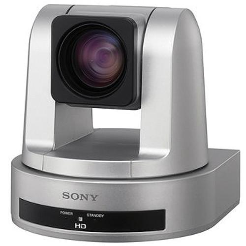 Sony SRG-120DH 12x PTZ Desktop Camera (Silver Housing) SRG-120DH