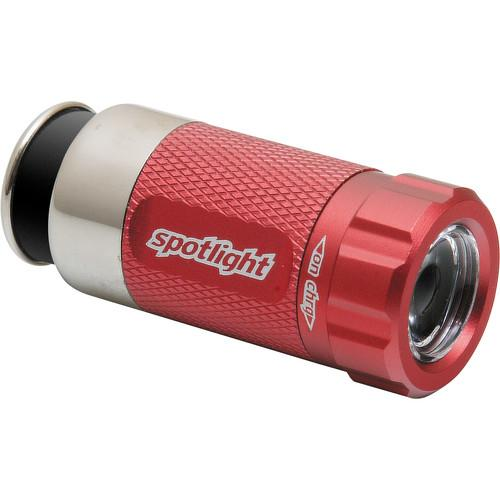 SpotLight Turbo Rechargeable LED Light (Racecar Red) SPOT-8600
